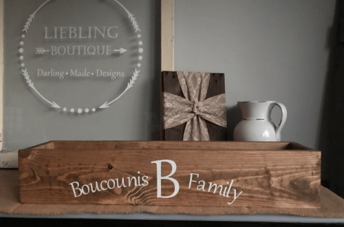 Liebling Boutique Flower Box