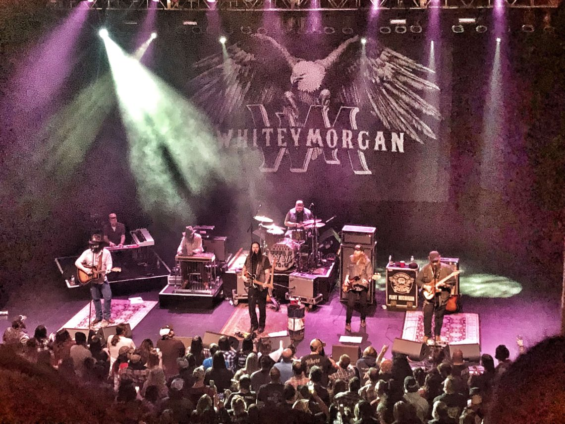 Whitey Morgan and the 78s at The Fillmore Detroit